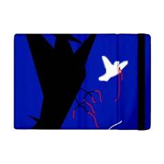 Night Birds  Ipad Mini 2 Flip Cases by Valentinaart