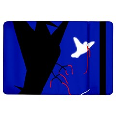 Night Birds  Ipad Air Flip by Valentinaart