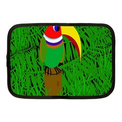 Toucan Netbook Case (medium)  by Valentinaart