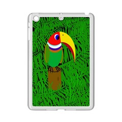 Toucan Ipad Mini 2 Enamel Coated Cases by Valentinaart