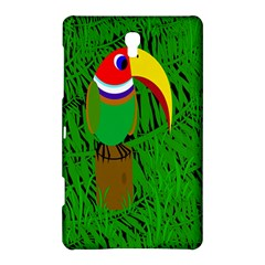 Toucan Samsung Galaxy Tab S (8 4 ) Hardshell Case  by Valentinaart