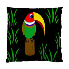 Toucan Standard Cushion Case (one Side)