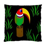 Toucan Standard Cushion Case (One Side) Front