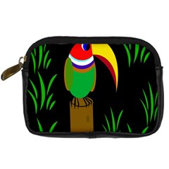 Toucan Digital Camera Cases by Valentinaart