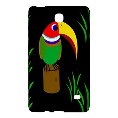 Toucan Samsung Galaxy Tab 4 (7 ) Hardshell Case  by Valentinaart