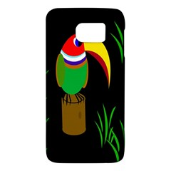 Toucan Galaxy S6 by Valentinaart