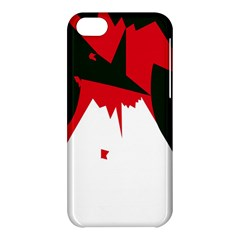 Volcano  Apple Iphone 5c Hardshell Case by Valentinaart