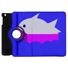 Big Fish Apple Ipad Mini Flip 360 Case by Valentinaart