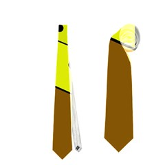 Cheese  Neckties (two Side)  by Valentinaart