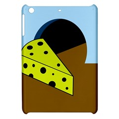 Cheese  Apple Ipad Mini Hardshell Case by Valentinaart