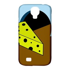 Cheese  Samsung Galaxy S4 Classic Hardshell Case (pc+silicone) by Valentinaart