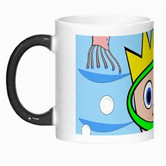 Diver Morph Mugs by Valentinaart
