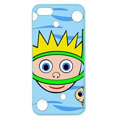 Diver Apple Seamless Iphone 5 Case (color) by Valentinaart