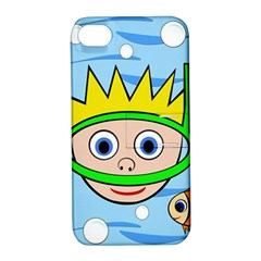 Diver Apple Iphone 4/4s Hardshell Case With Stand by Valentinaart
