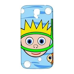 Diver Samsung Galaxy S4 I9500/i9505  Hardshell Back Case by Valentinaart