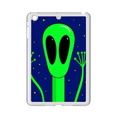 Alien  Ipad Mini 2 Enamel Coated Cases by Valentinaart