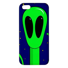 Alien  Iphone 5s/ Se Premium Hardshell Case by Valentinaart