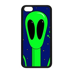 Alien  Apple Iphone 5c Seamless Case (black) by Valentinaart