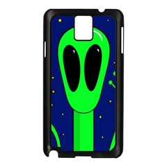 Alien  Samsung Galaxy Note 3 N9005 Case (black) by Valentinaart