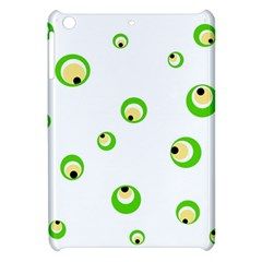 Green Eyes Apple Ipad Mini Hardshell Case by Valentinaart