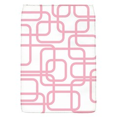 Pink Elegant Design Flap Covers (s)  by Valentinaart