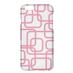 Pink Elegant Design Apple Iphone 6 Plus/6s Plus Hardshell Case by Valentinaart