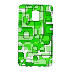 Green Decorative Abstraction  Galaxy Note Edge by Valentinaart