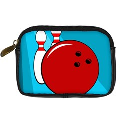 Bowling  Digital Camera Cases by Valentinaart