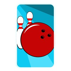 Bowling  Memory Card Reader by Valentinaart