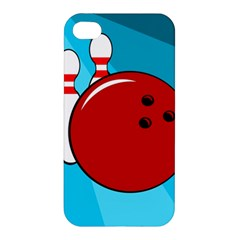 Bowling  Apple Iphone 4/4s Hardshell Case by Valentinaart