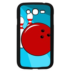 Bowling  Samsung Galaxy Grand Duos I9082 Case (black) by Valentinaart