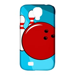 Bowling  Samsung Galaxy S4 Classic Hardshell Case (pc+silicone) by Valentinaart