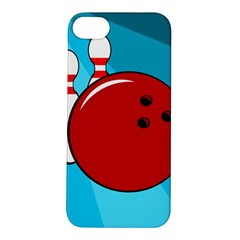 Bowling  Apple Iphone 5s/ Se Hardshell Case by Valentinaart