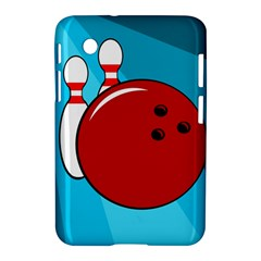 Bowling  Samsung Galaxy Tab 2 (7 ) P3100 Hardshell Case  by Valentinaart