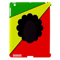Jamaica Apple Ipad 3/4 Hardshell Case (compatible With Smart Cover) by Valentinaart