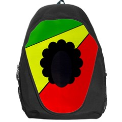 Jamaica Backpack Bag by Valentinaart