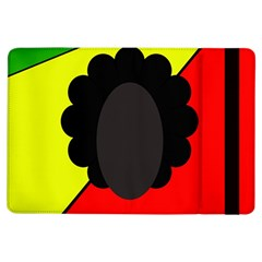 Jamaica Ipad Air Flip by Valentinaart
