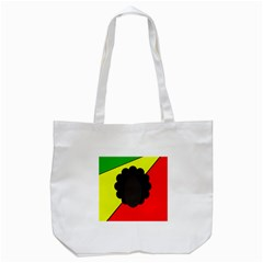 Jamaica Tote Bag (white) by Valentinaart