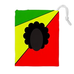 Jamaica Drawstring Pouches (extra Large) by Valentinaart