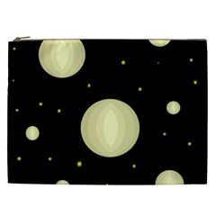 Lanterns Cosmetic Bag (xxl)  by Valentinaart