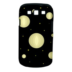 Lanterns Samsung Galaxy S Iii Classic Hardshell Case (pc+silicone) by Valentinaart