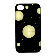 Lanterns Apple Iphone 4/4s Hardshell Case With Stand by Valentinaart