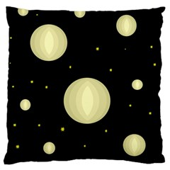 Lanterns Standard Flano Cushion Case (one Side) by Valentinaart