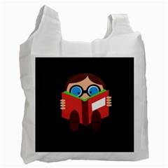 Brainiac  Recycle Bag (one Side)