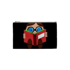 Brainiac  Cosmetic Bag (small)  by Valentinaart