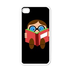 Brainiac  Apple Iphone 4 Case (white) by Valentinaart