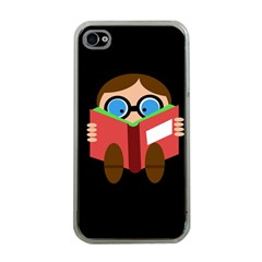 Brainiac  Apple Iphone 4 Case (clear) by Valentinaart