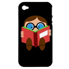 Brainiac  Apple Iphone 4/4s Hardshell Case (pc+silicone) by Valentinaart