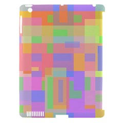 Pastel Decorative Design Apple Ipad 3/4 Hardshell Case (compatible With Smart Cover) by Valentinaart