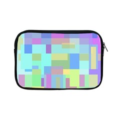 Pastel Geometrical Desing Apple Ipad Mini Zipper Cases by Valentinaart